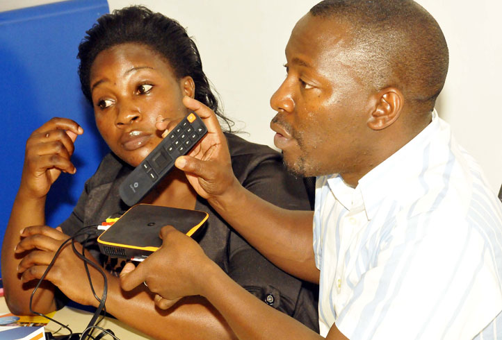 Digital migration changes remote control dynamics in many homes