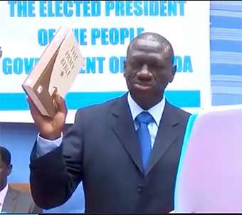 Why FDC insisted on 'swearing-in' Dr Kizza Besigye