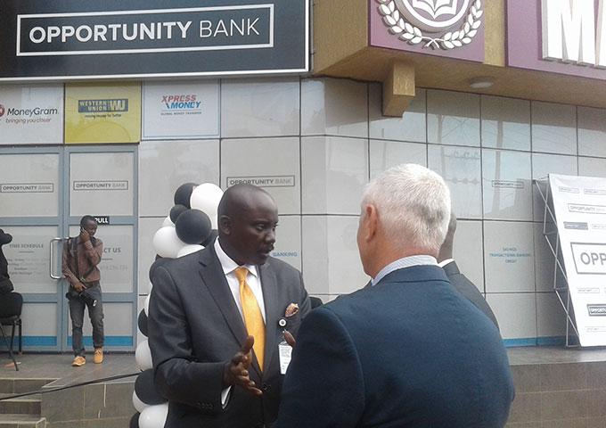 Opportunity bank shifts from 'elitist' Kololo to Kamwokya