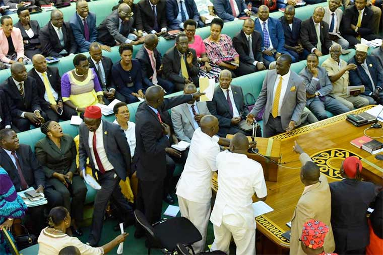 Tension Drama As Mps Debate Age Limit Bill