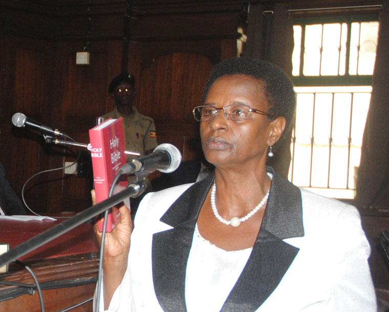 dr kajubiri  museveni u2019s little known sister with rich cv