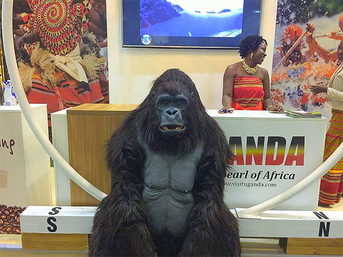 Uganda comes 5th at ITB Berlin Tourism expo