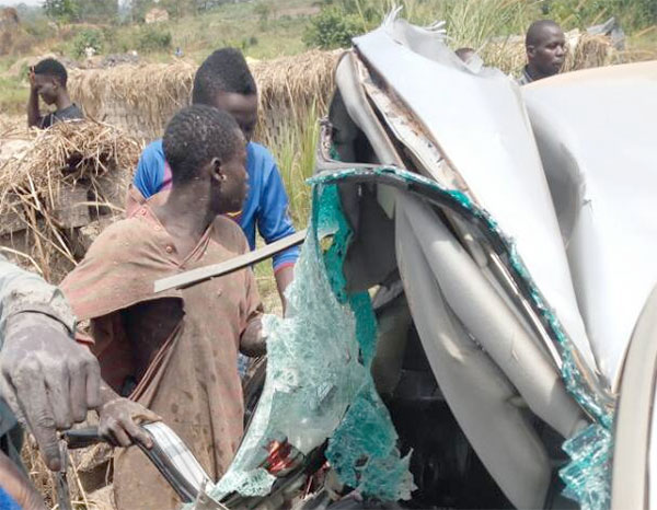 VIDEO:Three Students Filmed Themselves Before Fatal Crash,Pronounced Dead At The Scene - Ebals blog