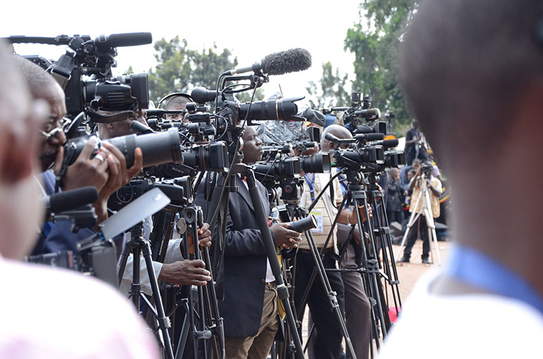 Foreign journalists cry foul over govt accreditation
