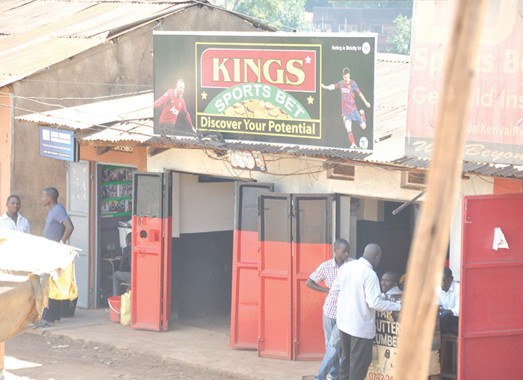 Kings betting uganda singles doubles betting line