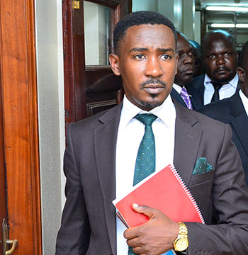 Allan Ssewanyana is 'a very good husband'