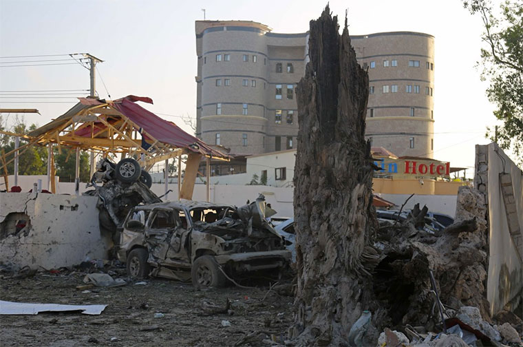 Somalia: Three killed in auto bombings, gun attack in Mogadishu