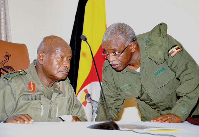 Museveni Net Worth - oukas info