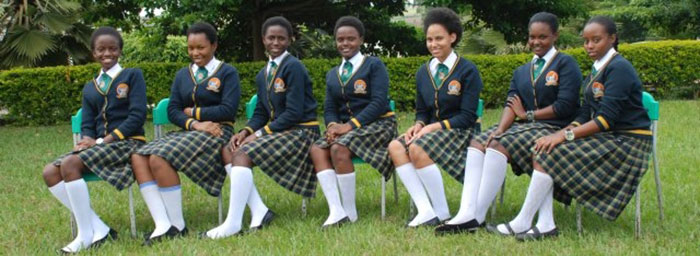 School uniforms that students die to don