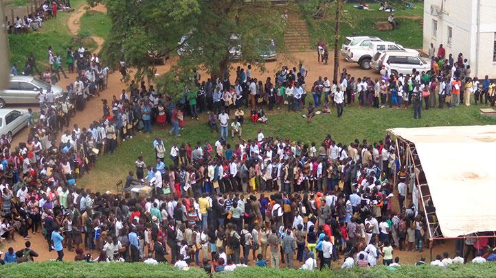 kyambogo university intake 2014