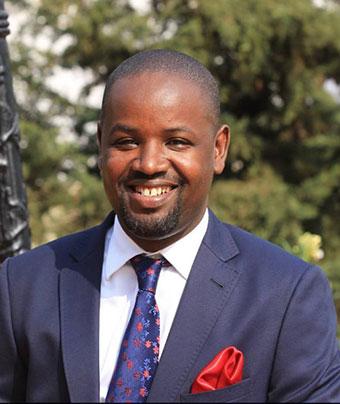 Image result for Ruhinda North Member of Parliament (MP), Thomas Tayebwa