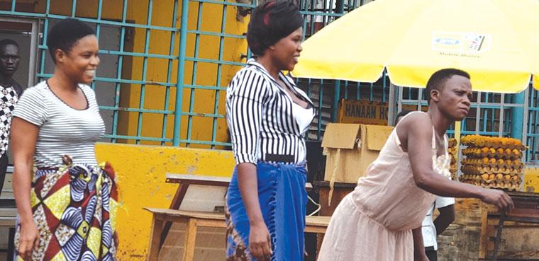 Prostitutes Gulu