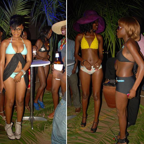 Can uganda naked in club theme simply