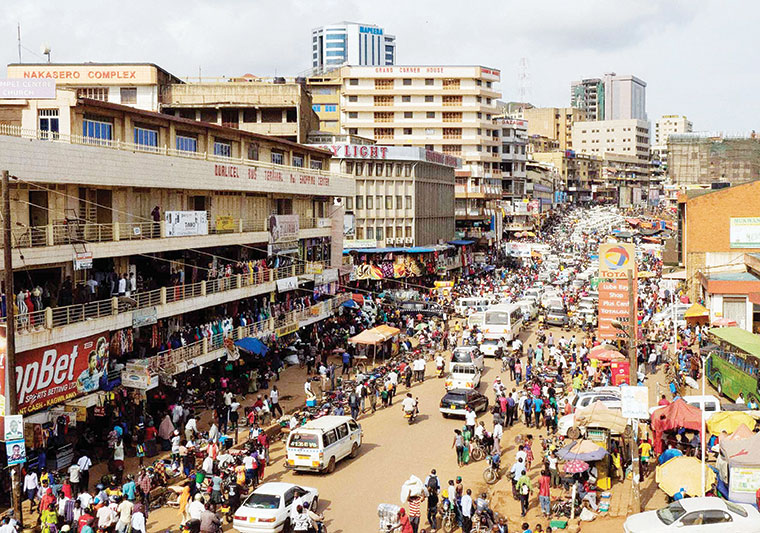 How fight for downtown Kampala disguises as modernity
