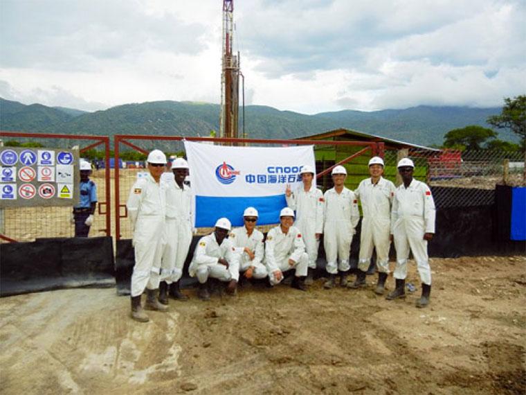 CNOOC halts works in Kikuube over Ebola scare