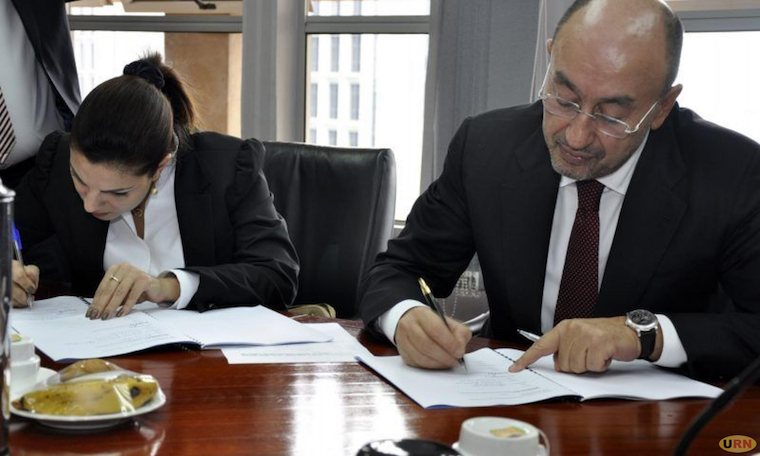 ASB Group of companies sign an MOU with Uganda