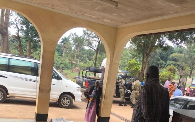Ephraim Kizito collapsed and died at Makindye court