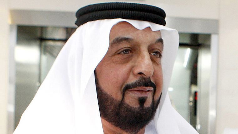 UAE president so rich he doesn't know some of his mansions
