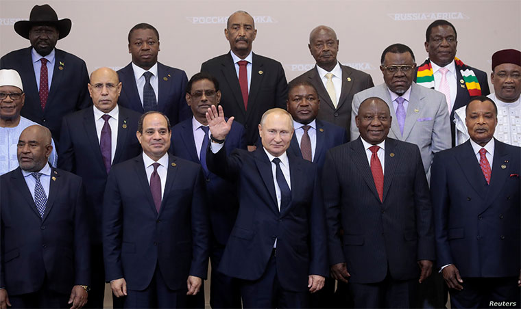 What is in Sochi for Uganda? - The Observer