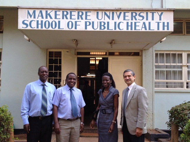 To go? Makerere's School of Public Heath