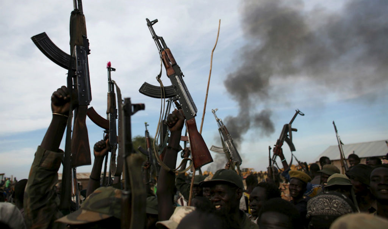 Ugandan youth are reportedly being lured to join the S.Sudanese war