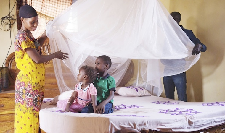 WHO endorsed PBO to augment existing treated bed nets in areas where insecticide resistance is common