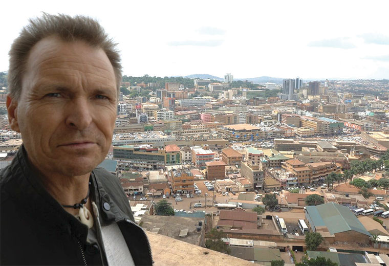 The Amazing Race 'endorses' Kampala by making a pit stop