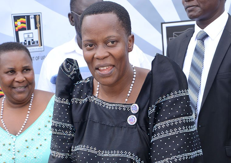 Betty Nambooze