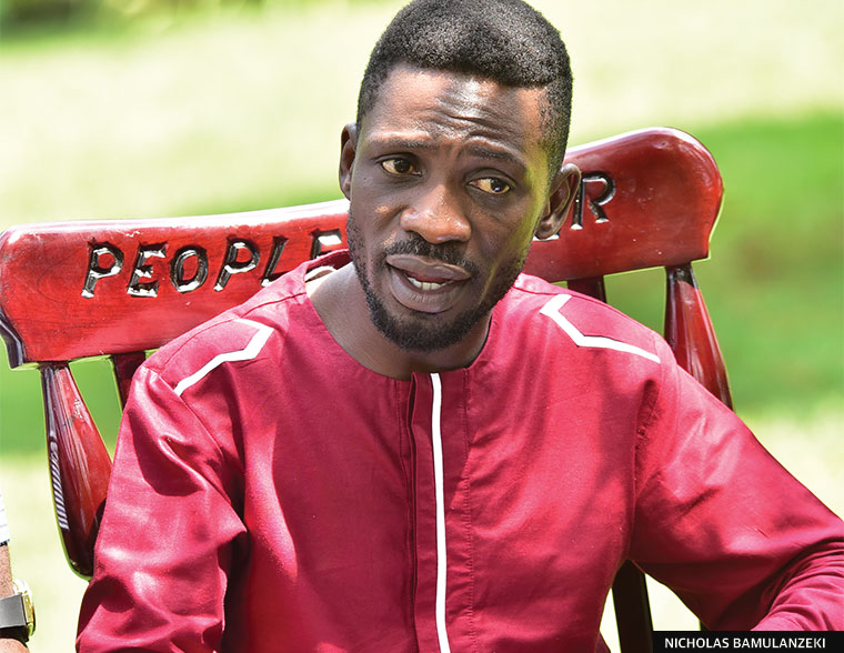 The arrest of Bobi Wine and fellow MPs is to be debated in UK parliament