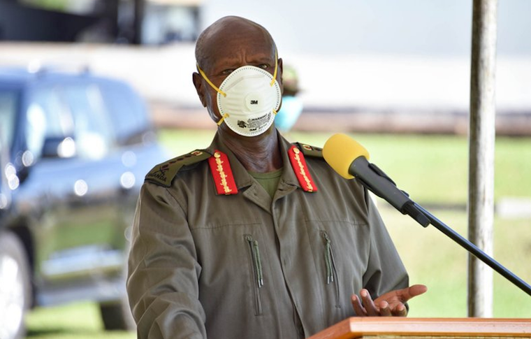 President Museveni has previously said Uganda may not hold elections next year due to coronavirus