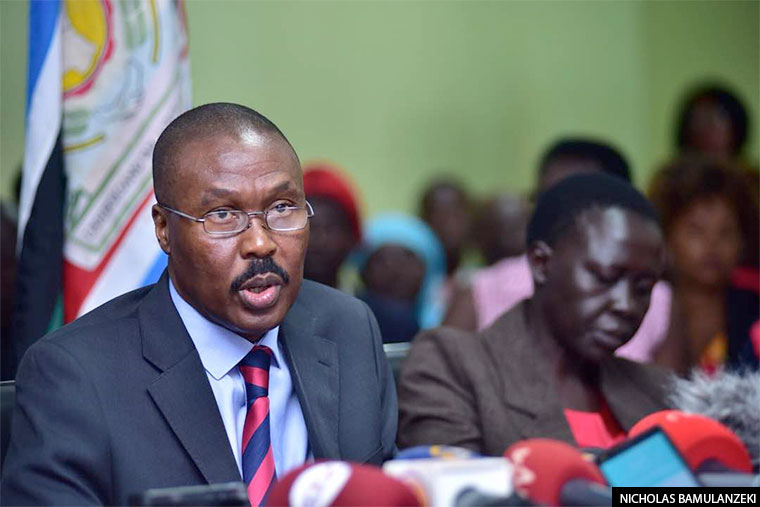 The FDC leaders have quit to join Mugisha Muntu's New Formation