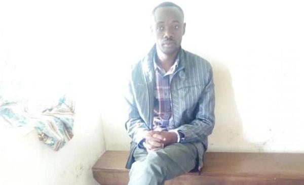 Suspect: Pastor Josephat Murungi