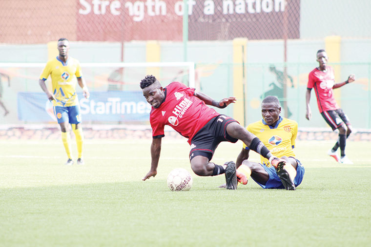 Vipers and KCCA are expected to shine in Africa