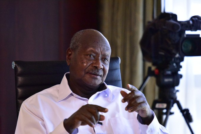 President Museveni is set to contest for another term
