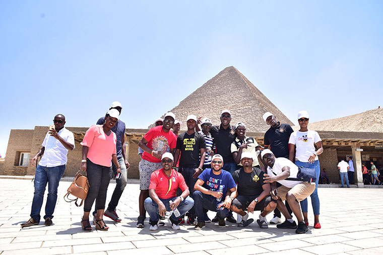 Watching Africa Cup of Nations in Cairo is a bittersweet