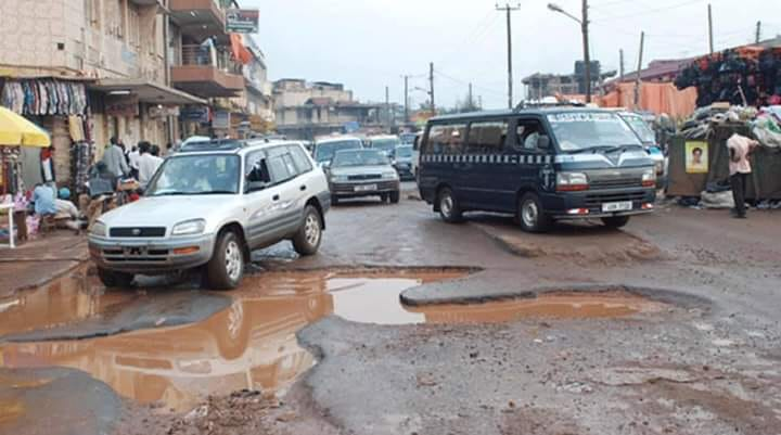 KCCA has earmarked Shs 9bn to fix potholes in the city