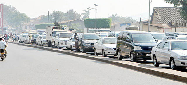A Shs 200,000 annual tax has been proposed for all vehicles