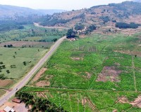 Aerial view of Rubanda