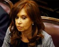 Former Argentine President and senator Cristina Fernandez de Kirchner