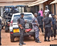 Bobi Wine held