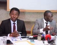 Lawyers Gawaya Tegulle and Eron Kiiza